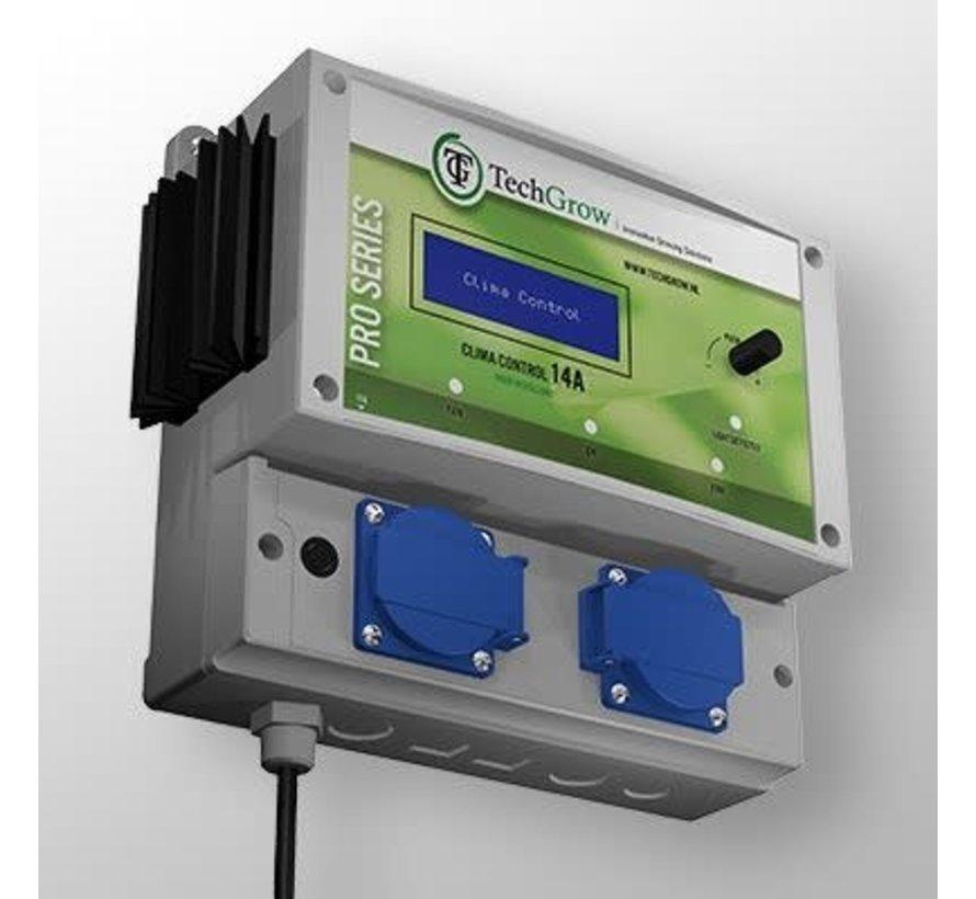 Techgrow Clima Control - Pro Series 14A