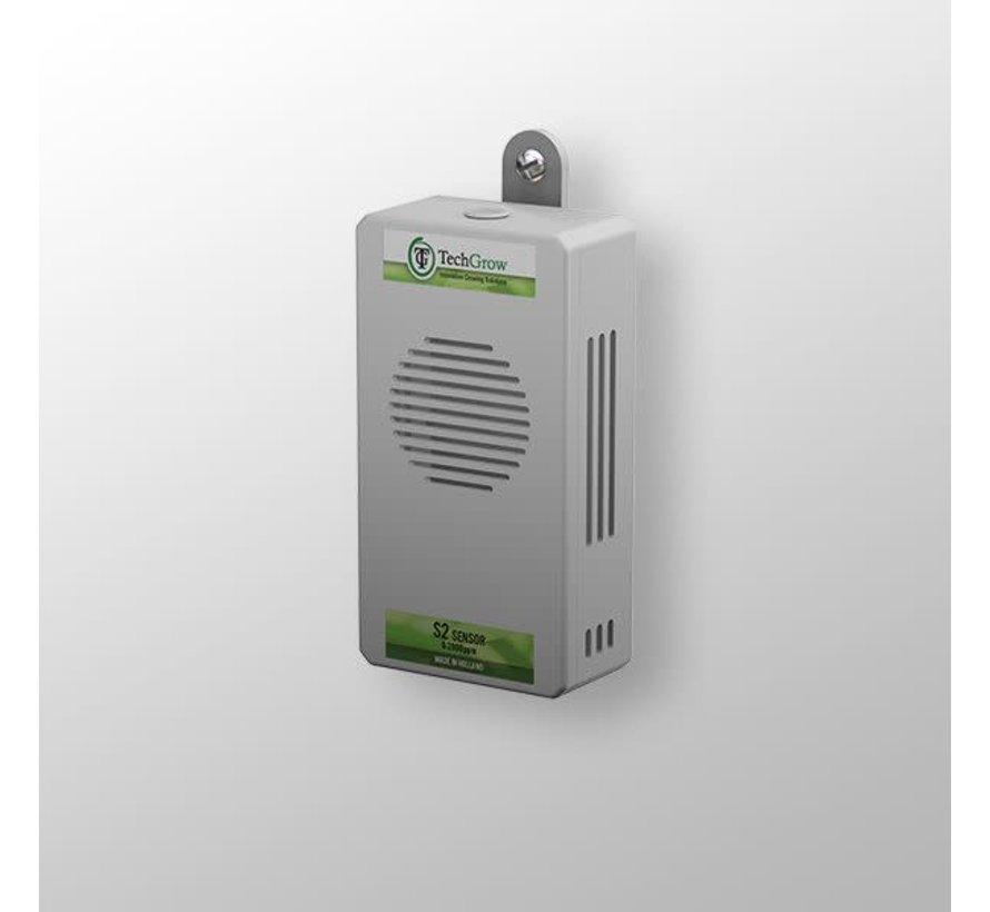 Techgrow CO2 Sensor - S2 0-10.000 PPM