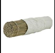 Palo de bambú 90 cm 25 piezas