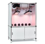 G-Tools Bonanza Shuttle 6 LED 2x240 Watt Indoor Kweekkast 1m²