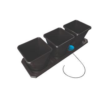 AutoPot Auto XL 3 Pots 25 Liter Tray System 115x39 cm