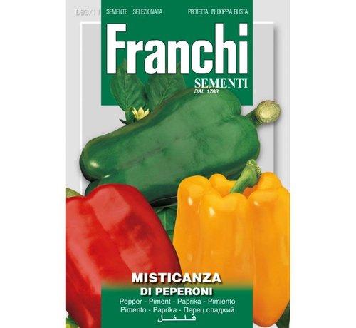 Franchi Paprika Peperone Tris