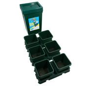 AutoPot Easy2Grow 6 Töpfe Bewässerung Systeme Starter Set inkl. Wassertank