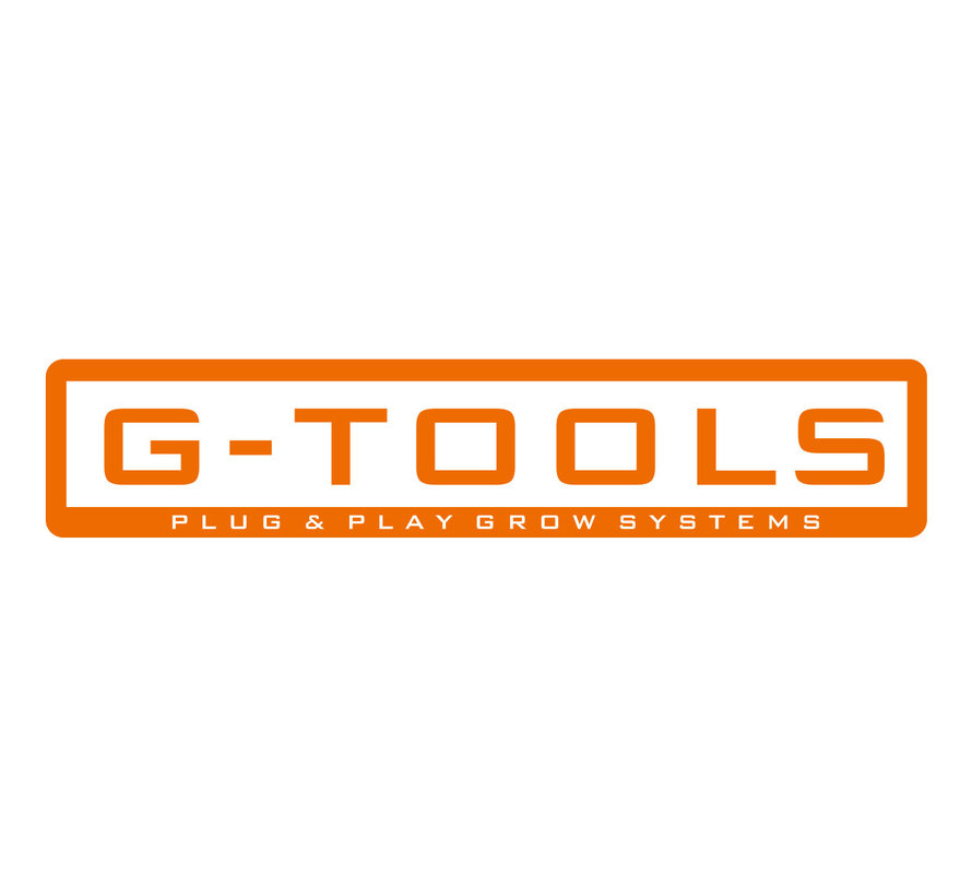 G-Tools Bonanza Mini Indoor Growschrank G-bars 160 Watt LED 0.35m²