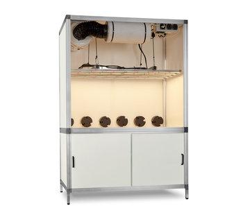 G-Tools Bonanza G-bars LED 400 Watt  Indoor Kweekkast 1m²