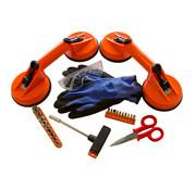 ACD Montage Kit voor ACD Tuinkassen