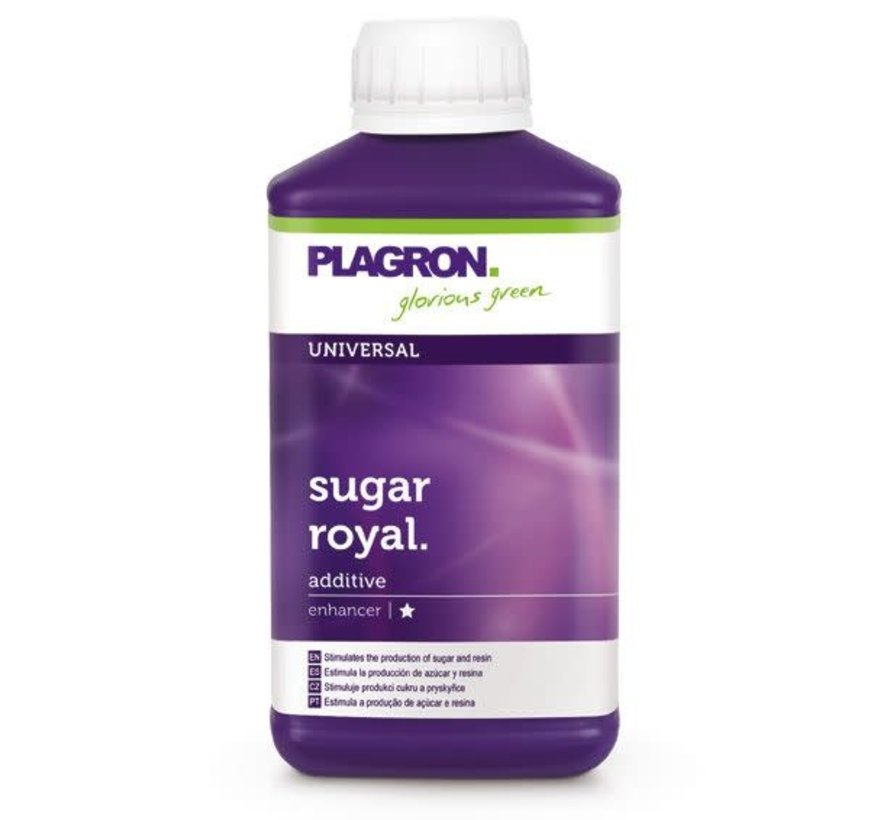 Plagron Sugar Royal Bloeistimulator 250 ml