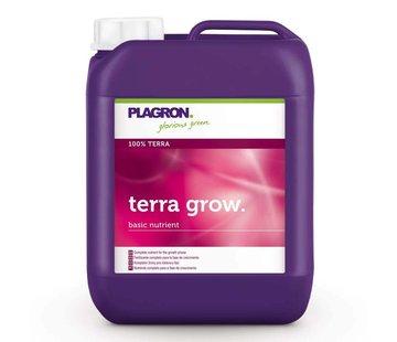 Plagron Terra Grow Basic Nutrient 5 Litre