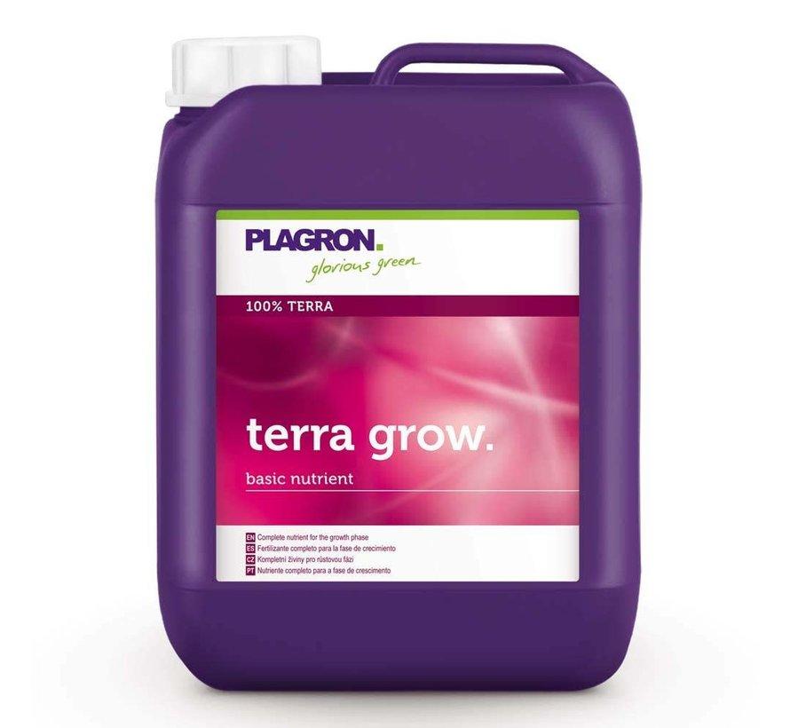 Plagron Terra Grow Basisdünger 5 Liter