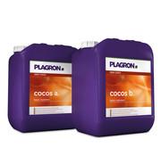 Plagron Cocos A&B Basisvoeding 5 Liter