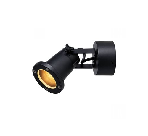 SLV SLV buiten wandlamp Nautilus - zwart