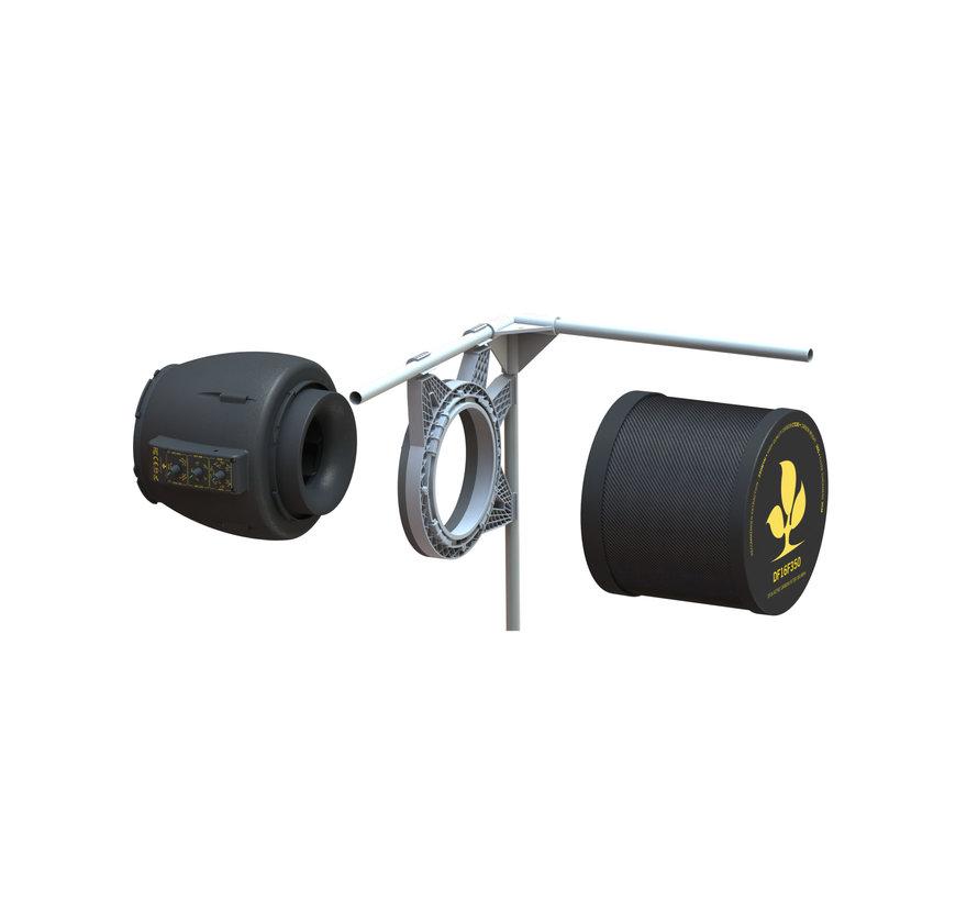 Secret Jardin DF16 Carbon Filter CTC80 1 kg 150 m³/h