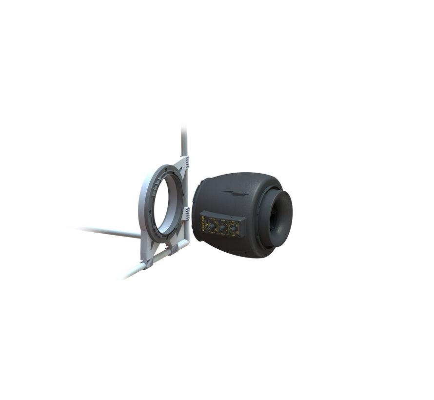 Secret Jardin DF16 Extractor Ventilator 150/250/350 m³/h