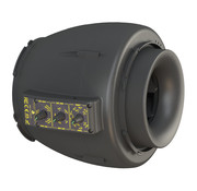Secret Jardin DF16 Extractor Ventilador 150/250/350 m³/h