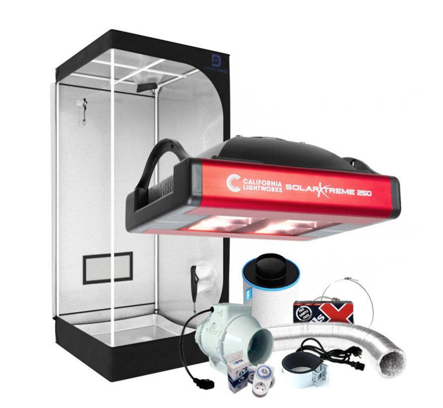 DiamondBox SL80 California Lightworks SolarXtreme 250 Watt LED Set
