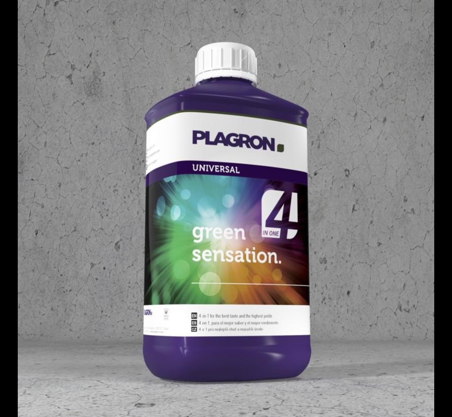 Plagron Green Sensation Alles-in-1 Bloeistimulator 250 ml
