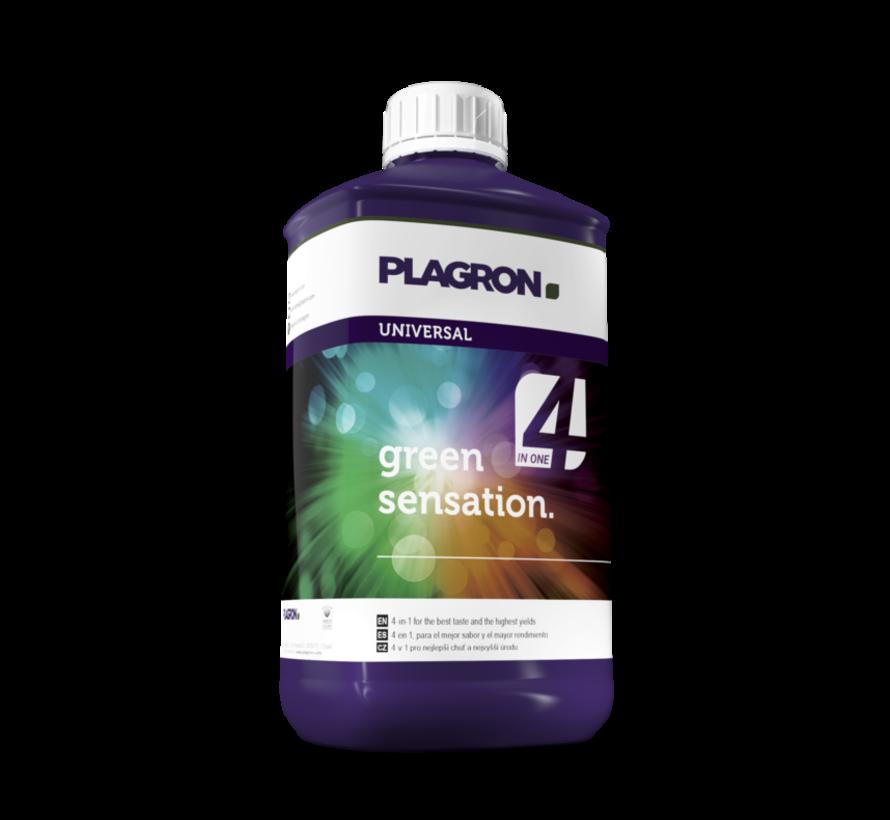 Plagron Green Sensation Alles-in-1 Bloeistimulator 1 Liter