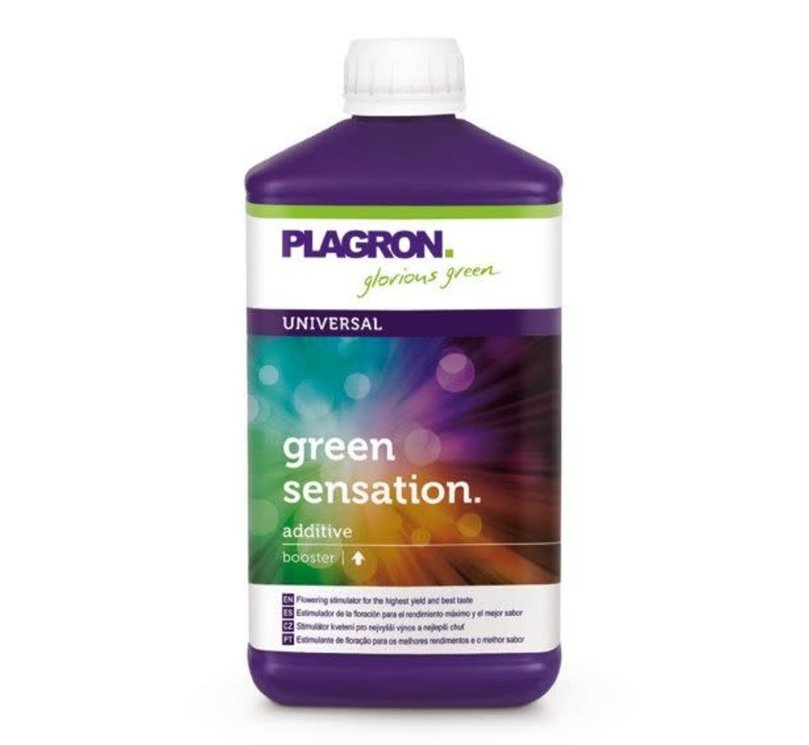 Plagron Green Sensation All-in-1 Bloom Stimulator 1 Litre