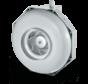RK 100L Plastic Kunststof Inline Buisventilator max 270 m³/h