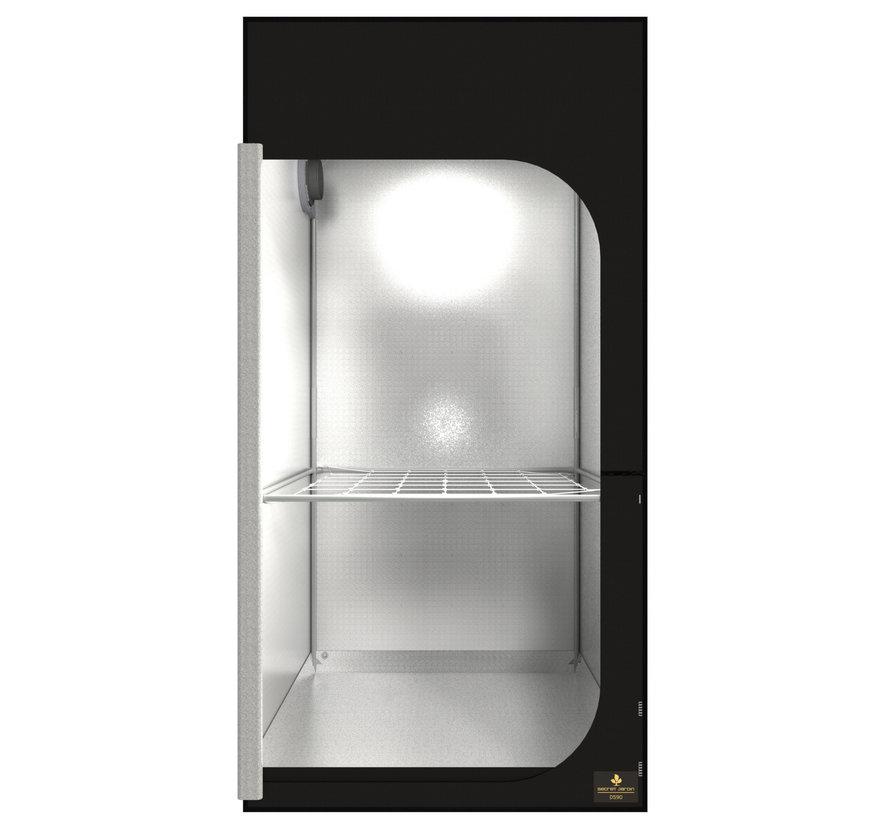 Secret Jardin Dark Street DS90 R4.0 Kweektent 90x90x178 cm