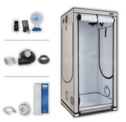 Grow Tent Complete Kit Without Lamp 100x100