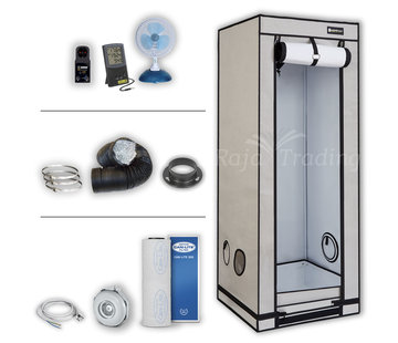Grow Tent Complete Kit Without Lamp 60x60