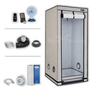 Grow Tent Complete Kit Without Lamp 80x80