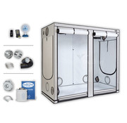 Grow Tent Complete Kit Without Lamp 240x120