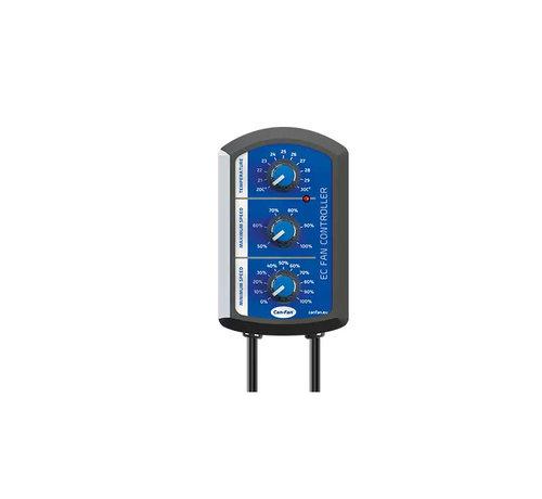 Can Fan EC Controller Temperatuur & Snelheid