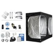 Mammoth Classic 240L+ Grow Tent Kits 2x600W HPS Set 240x120x200 cm