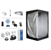 Mammoth Lite 120+ Grow Tent Kits 1x600W HPS Set 120x120x200 cm