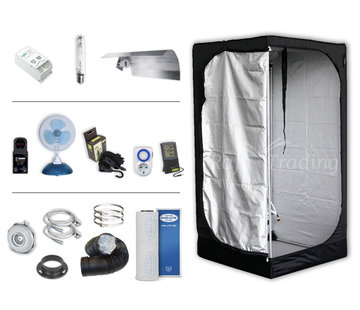 Mammoth Lite 80+ Kweektent Compleet 250W HPS Set 80x80x160
