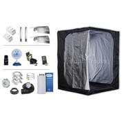 Mammoth Classic 150+ Grow Tent Kits 2x400W HPS Set 150x150x200 cm