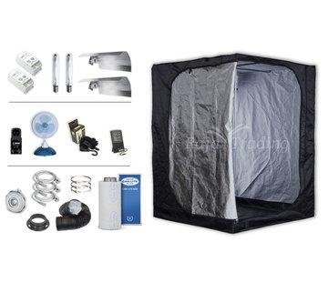 Mammoth Classic 150+ Kweektent Compleet 2x400W HPS Set 150x150x200