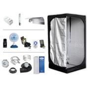 Mammoth Lite 80+ Growbox Komplettset 1x400W HPS Beleuchtung 80x80x160 cm
