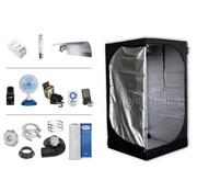 Mammoth Lite 90+ Grow Tent Kits 1x400W HPS Set 90x90x180 cm