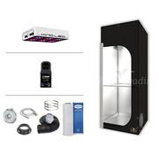Secret Jardin DS60 Kweektent Compleet Kind Led L300 220W Set 60x60x160