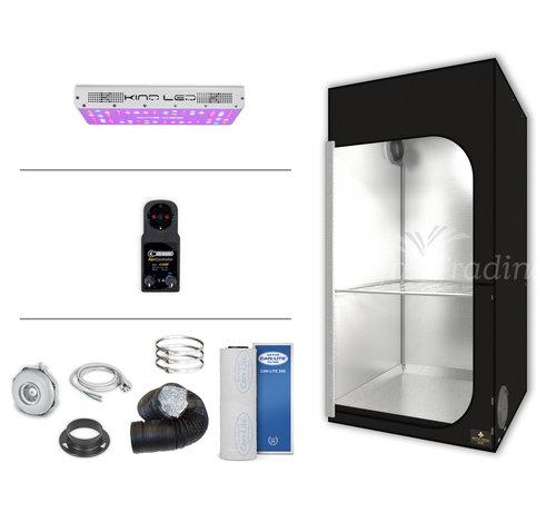 Secret Jardin DS90 Kweektent Compleet Kind Led XL450 270W Set 90x90x180