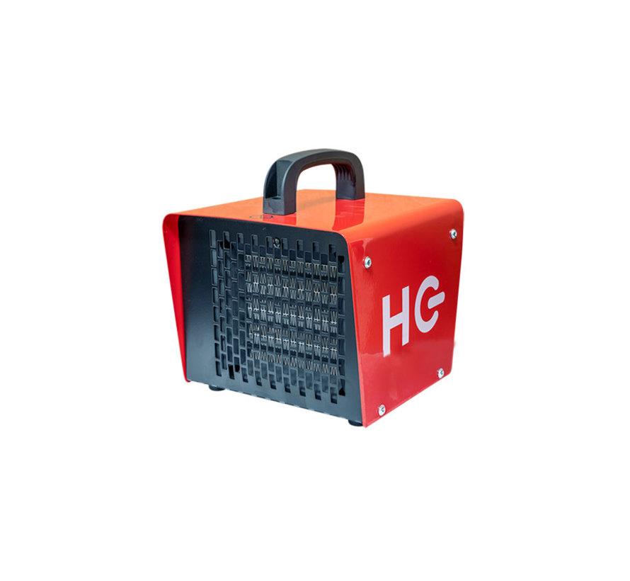 Henkel Geräte Keramische Ventilatorkachel 2 KW