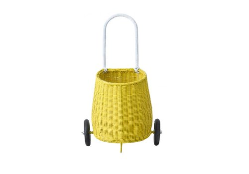 Olli Ella Olli Ella Luggy Basket geel