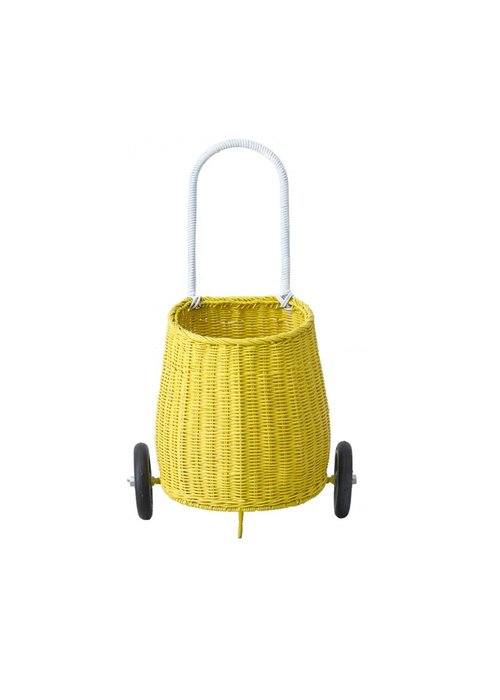 Olli Ella Olli Ella Luggy Basket Yellow