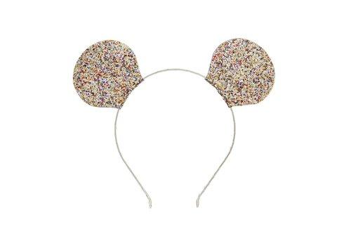 Mimi&Lula Mimi & Lula Mega Sparkle Mouse Ears - gold