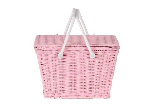 Olli Ella Olli Ella Piki Picnic Basket - roze