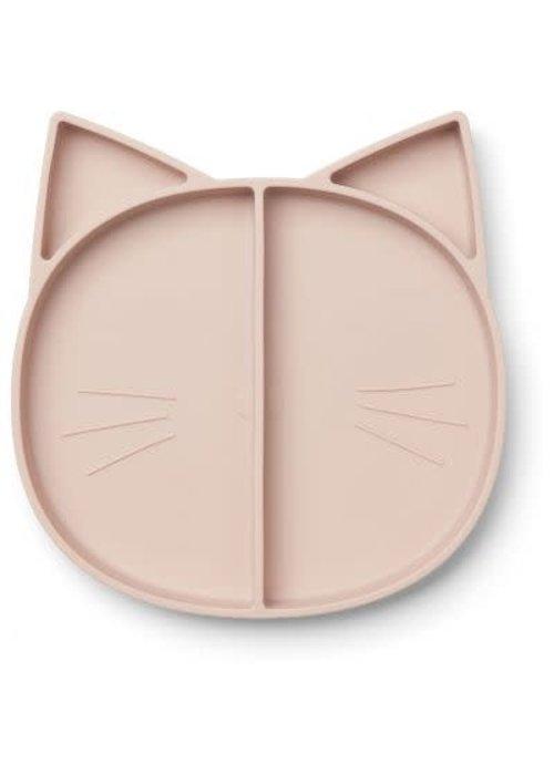 Liewood Liewood Maddox Multi Plate cat - rose