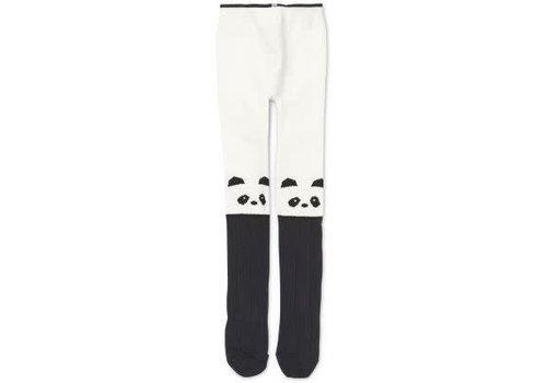 Liewood Liewood Silje Cotton Stocking Panda -creme de la creme