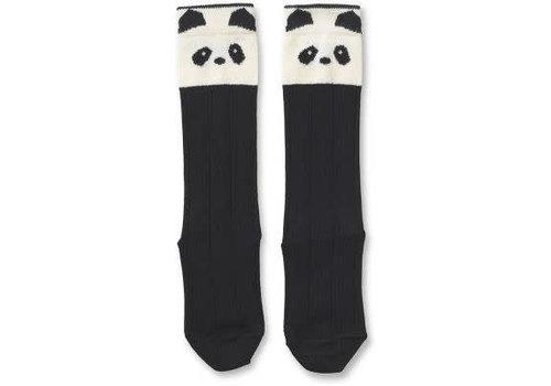 Liewood Liewood Sofia Knee Socks Panda - creme de la creme