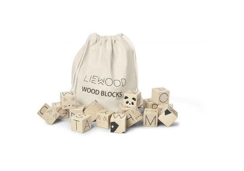 Liewood Liewood Wood Blocks