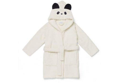 Liewood Liewood Lily Bathrobe Panda - creme de la creme
