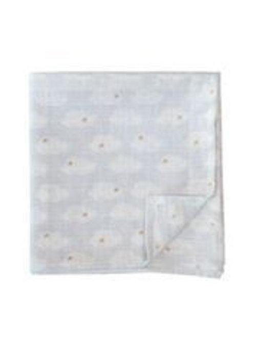 Trixie/La Rève d'ANAIS Trixie Muslin Cloths 110x110 2-pack Clouds