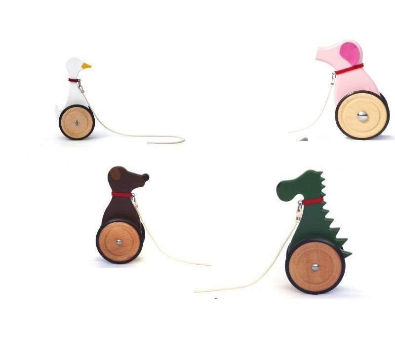Wiebelenloopdier by Uwe Draak